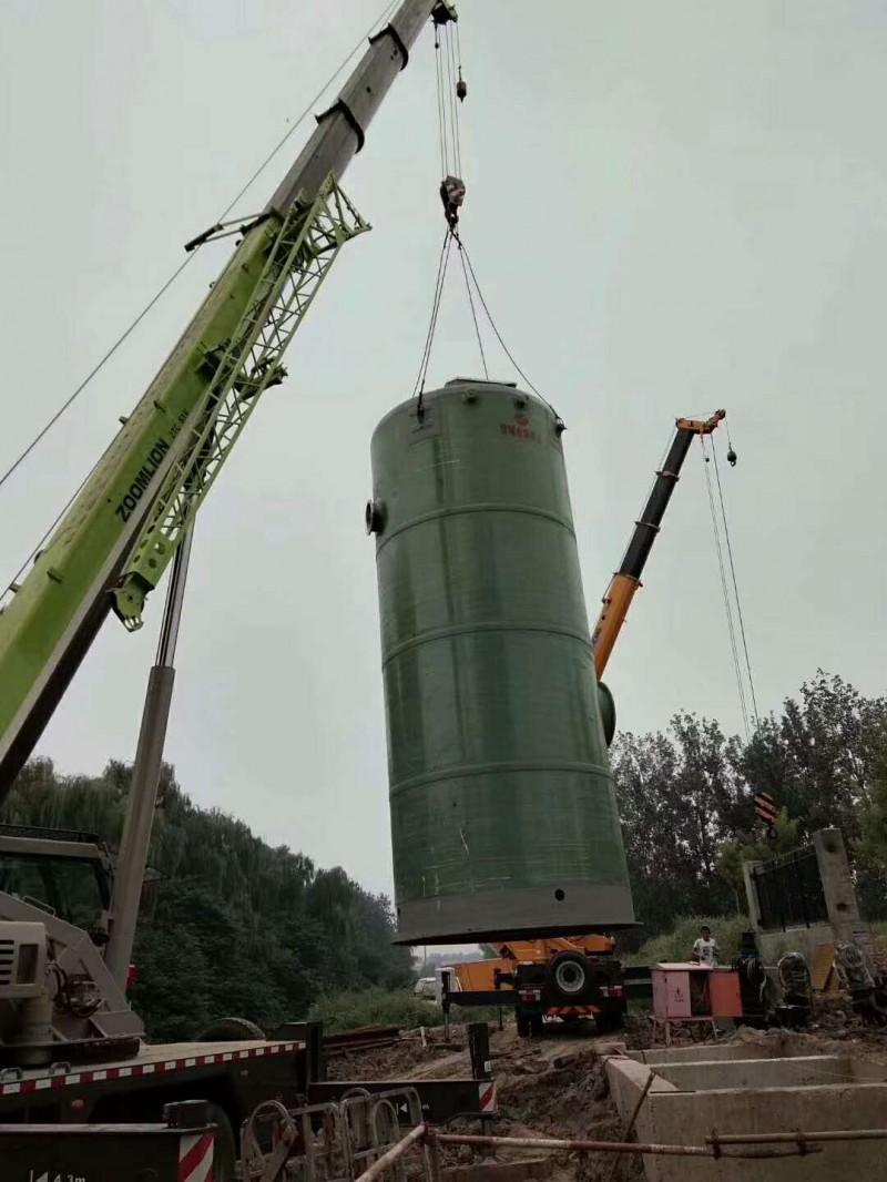 重庆一体化预制泵站厂家直销-- 盐城金泽供水设备有限公司销售部