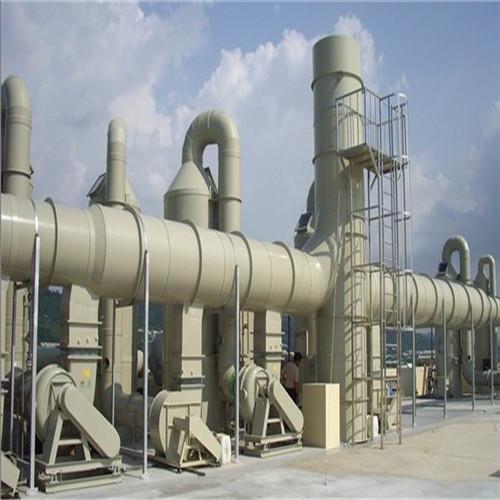 湖南怀化生活处理厂废气净化除臭设备厂家推荐-- 深圳市通宝环境技术有限公司
