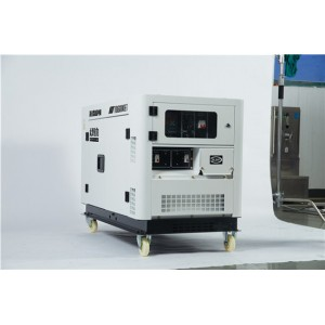 静音15kw三相水冷柴油发电机