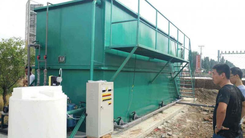 君浩厂家发货一体化生活污水处理设备-- 晋城市君浩环保科技有限公司