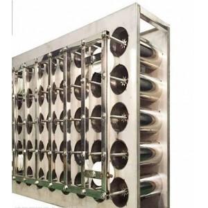 染料厂橡胶厂废气处理低温等离子UV光氧一体机设备工程