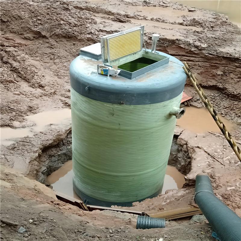 重庆玻璃钢一体化预制泵站特点介绍 星宝环保-- 重庆市星宝环保设备有限公司