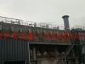 攀枝花氧化锌余热回收锅炉使用吹灰器现场