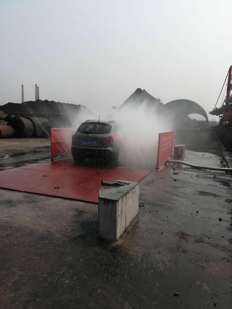 山东建筑工程全自动洗车机洗轮机报价-- 山东润华环保设备有限公司