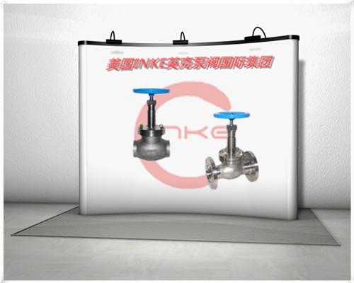 美国进口低温短袖截止阀价格/批发/厂家-- 美国英克泵阀国际集团