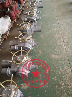 扬修电力DZW系列多回转电动头 阀门电装 厂家供货-- 扬州市扬修电力设备有限公司