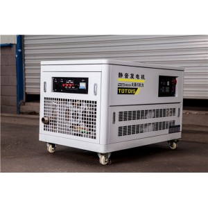 TOTO12水冷静音12KW汽油发电机