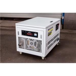 家用10KW静音汽油发电机