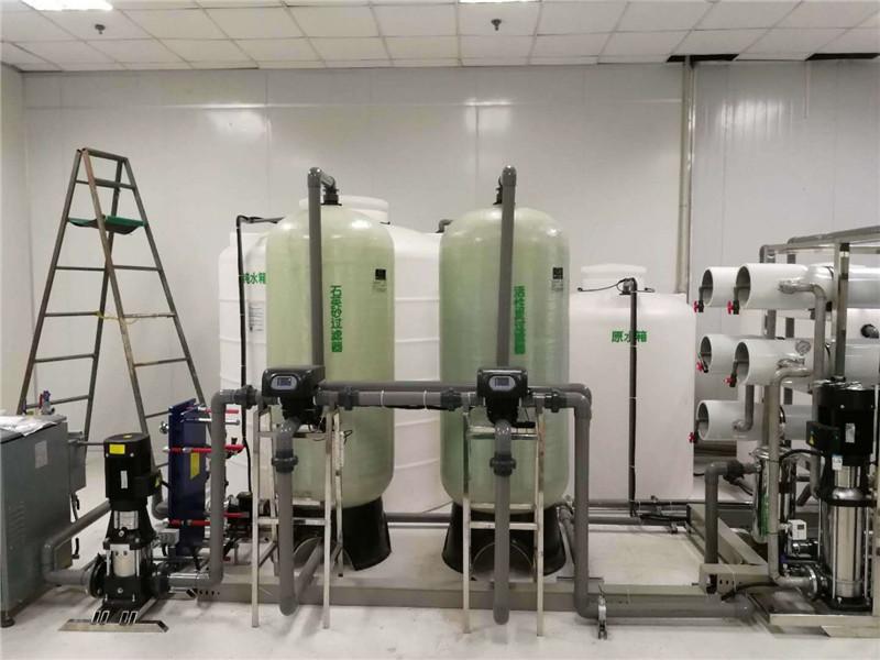 苏州超纯水设备/半导体行业超纯水设备-- 苏州李氏水处理设备有限公司.