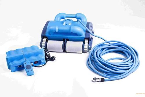 供应泳池水处理设备泳池吸污机-- 河南金蓝海水处理设备有限公司