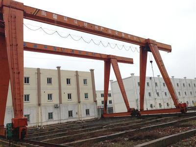 北京龙门吊回收长期回收二手龙门吊天车起重设备-- 北京天车回收公司