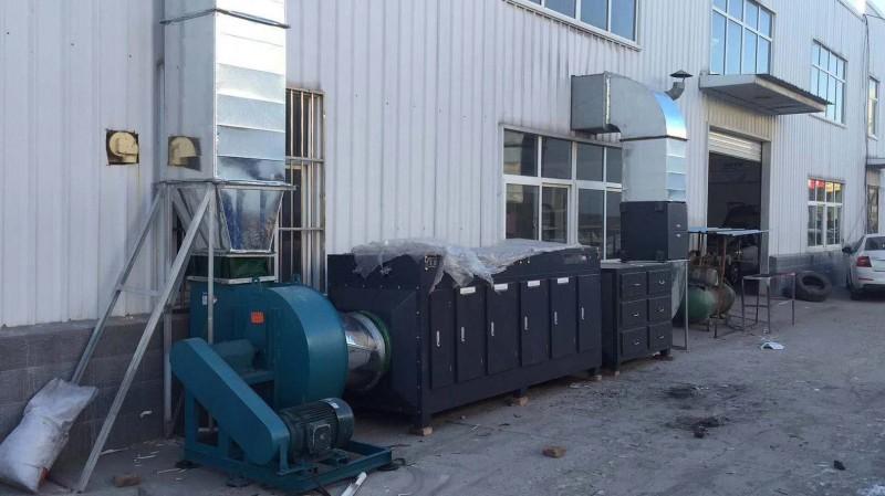 常见的喷漆废气处理方法有哪些-- 河北首信环保科技有限公司