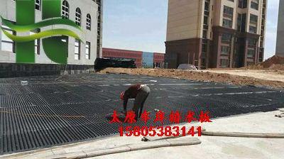 太原地下室车库排水板/山西绿化排水板厂家-- 泰安市程源排水工程材料有限公司