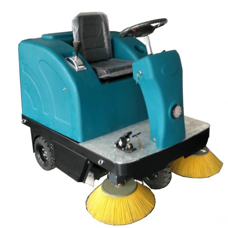 电动驾驶式扫地车1360环卫清扫车-- 山东美卓工程机械有限公司