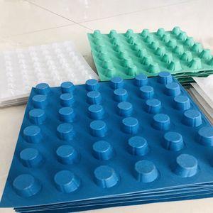 云南塑料排水板/2公分车库排水板土工布供应