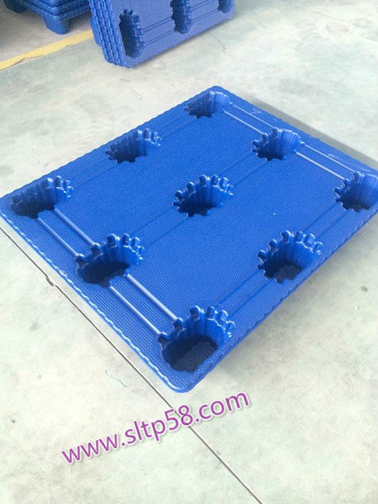 山东塑料托盘,吹塑托盘报价-- 山东腾博塑料制品有限公司