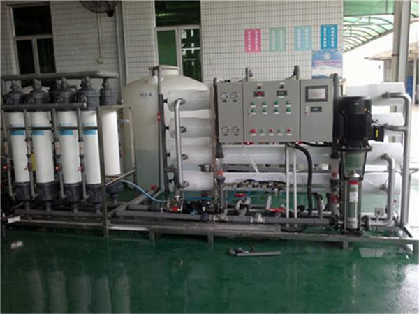 芜湖化工行业废水处理公司/中水回用设备-- 苏州伟志水处理设备责任有限公司