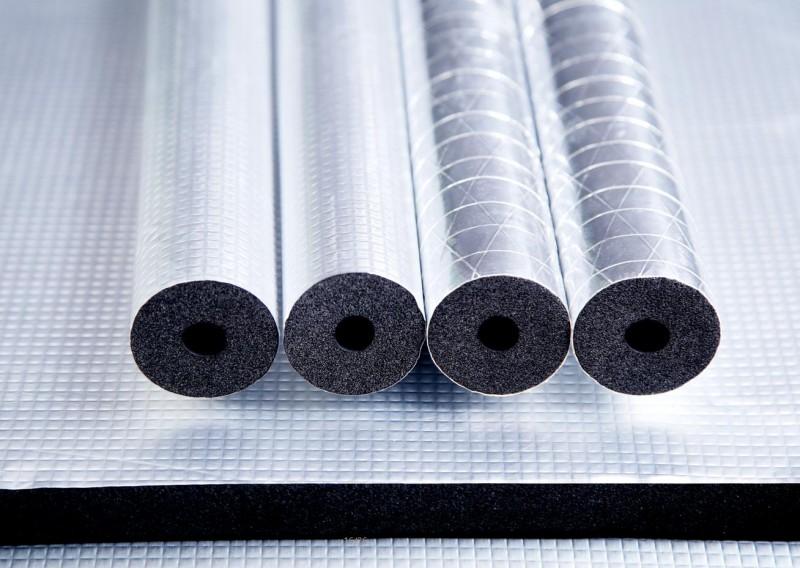 伯乐尔铝箔复合橡塑管/板绝热材料-- 湖北伯乐尔绝热材料有限公司