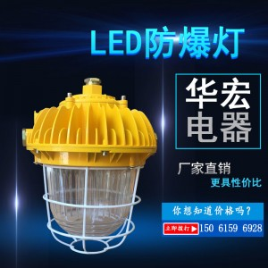 BAD812 LED防爆灯防爆型LED灯50W60W7