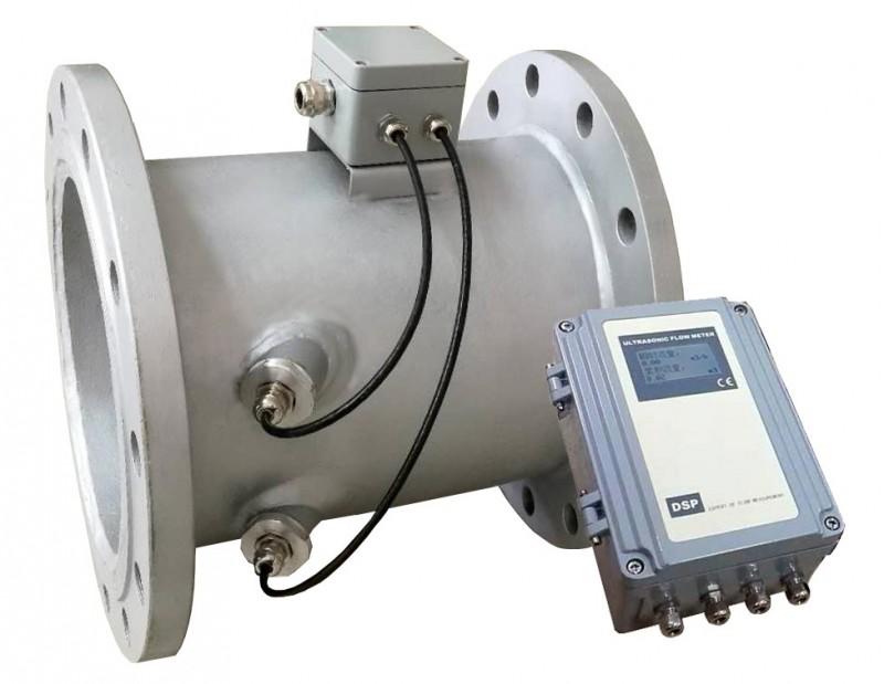 分体式多声道管段式超声波流量计,厂家直供-- 河北海峰电子科技有限公司