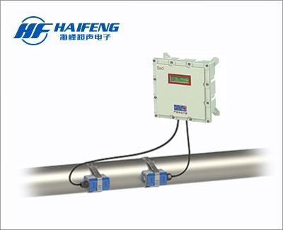 非接触式测量固定/手持式超声波流量计TDS-100-- 河北海峰电子科技有限公司