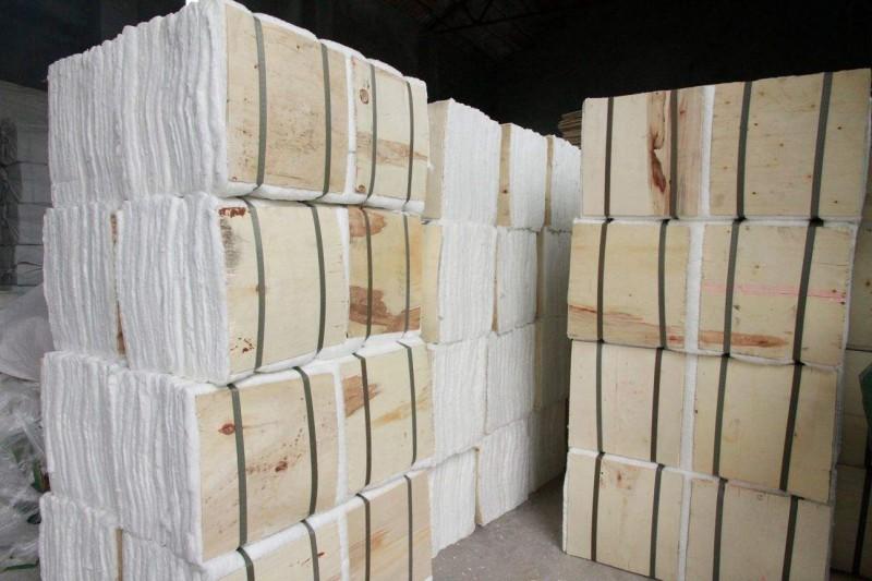 热风炉隔热保温用陶瓷纤维棉 硅酸铝纤维模块-- 邹平金石节能科技有限公司