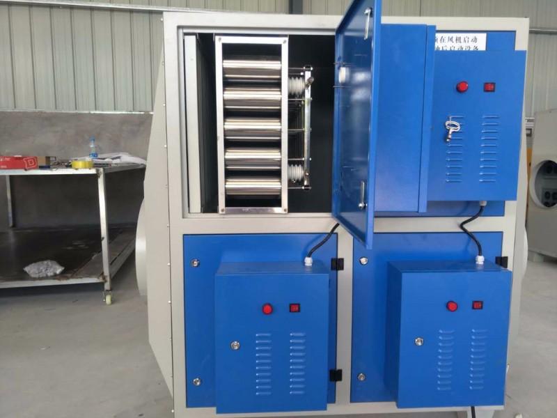 宝聚环保等离子废气处理设备油烟净化器详细说明-- 沧州宝聚环保设备有限公司