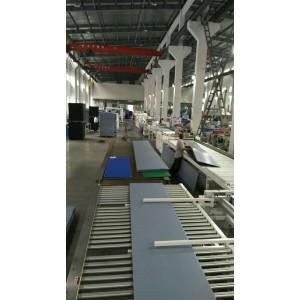昆山塑料周转箱、围板箱自动化生产设