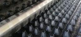 六安1公分车库排水板-PVC排水板供应