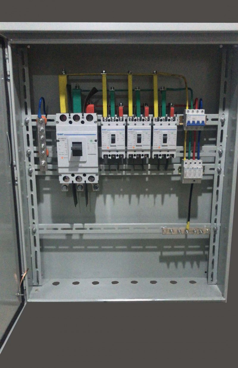 无表位分布式光伏发电并网配电柜-- 唐山市一可光伏设备有限公司