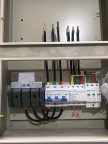 分布式户用光伏带表位汇流箱-- 唐山市一可光伏设备有限公司