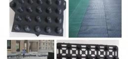 郴州车库顶板绿化排水板-无纺布现货