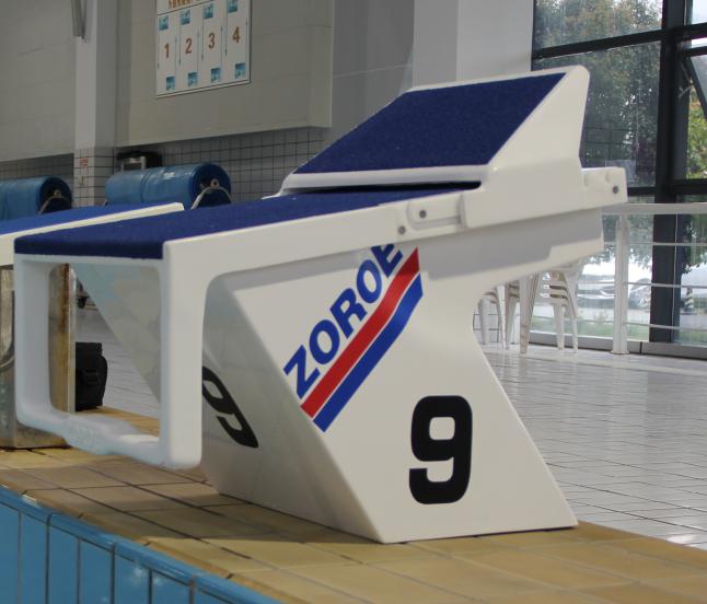 ZR-CFT1型游泳出发台,多功能高级出发台,高级比赛出发台-- 江苏洁源泳池设备有限公司