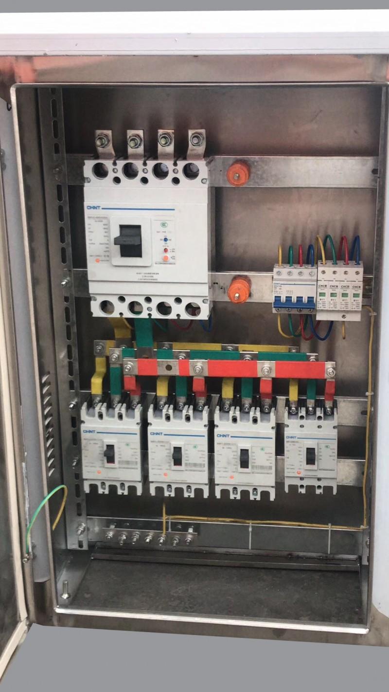 配电箱-- 唐山市一可光伏设备有限公司