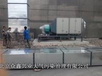 印刷企业有机废气治理设备-- 北京众鑫兴业大气污染治理有限公司