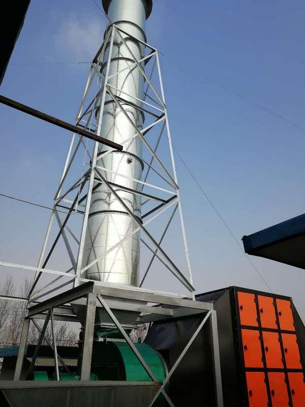 提供橡胶废气治理环保设备-- 北京众鑫兴业大气污染治理有限公司
