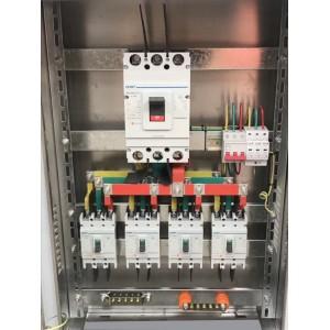 不锈钢光伏发电并网汇流配电柜