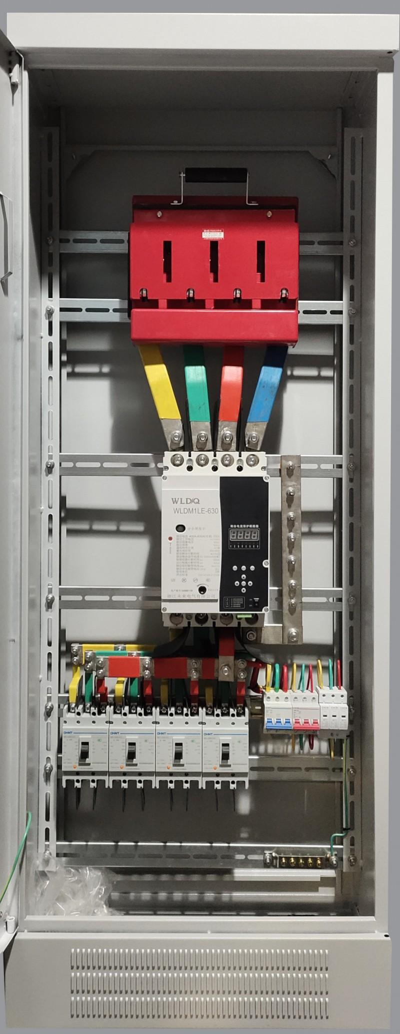 光伏并网配电柜400KW-- 唐山市一可光伏设备有限公司