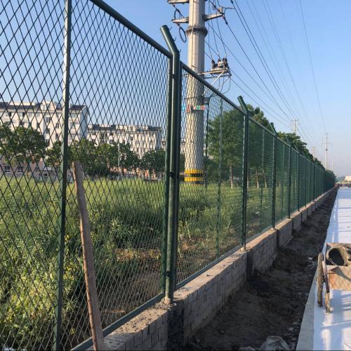 电力工程围栏.光伏建设围网.太阳能厂区栏杆-- 安平县金淦丝网制造有限公司