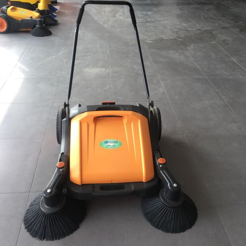 手推无动力扫地机 车间垃圾清洁扫地车买一送一-- 山东瑞立环保科技有限公司