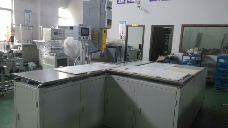 MBR平板膜焊接机生产厂商-- 昆山众森机械有限公司