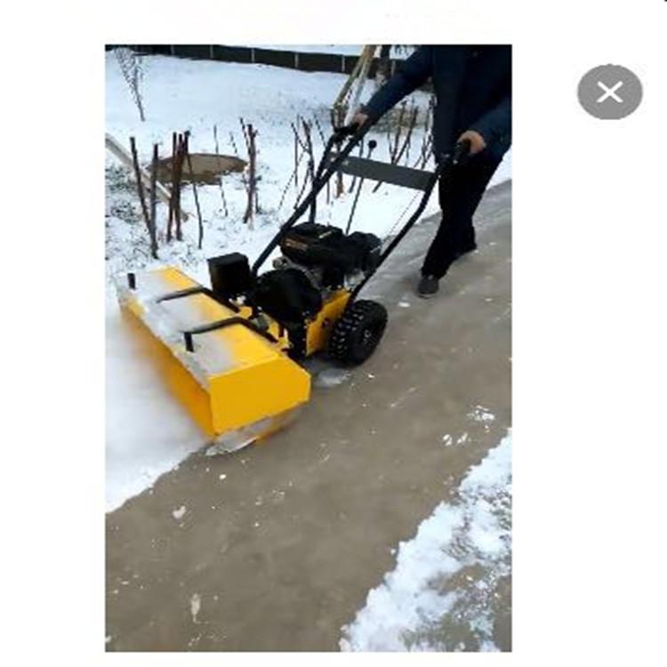 小型手推扫雪机 小区道路除雪车 电启动厂家直销-- 山东瑞立环保科技有限公司