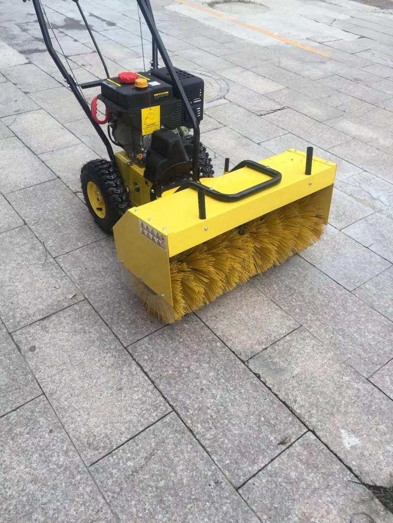 手推扫雪机 多少钱一台马路清雪机好用吗厂家直销-- 山东瑞立环保科技有限公司