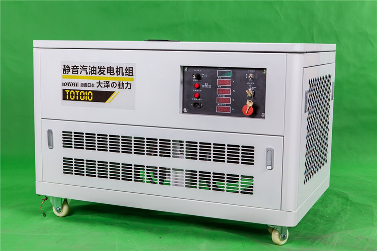 汽油静音12kw无刷汽油发电机优点-- 上海豹罗实业有限公司