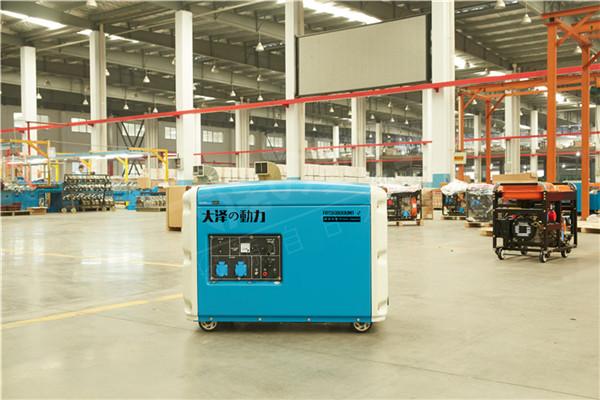 无刷静音3kw柴油发电机参数-- 上海豹罗实业有限公司