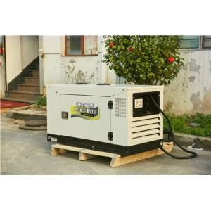 四缸水冷15kw静音柴油发电机组型号