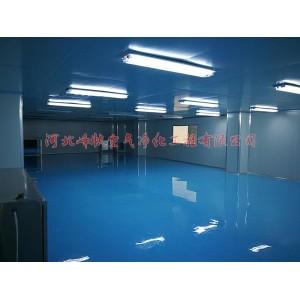 北京天津食品GMP净化车间洁净工程施工