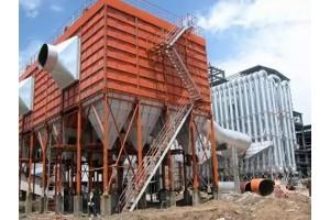 浙江喷漆房镀铝锌板材质2万风量催化燃烧一体机设备 达标设计-- 泊头市光彩环保设备有限公司