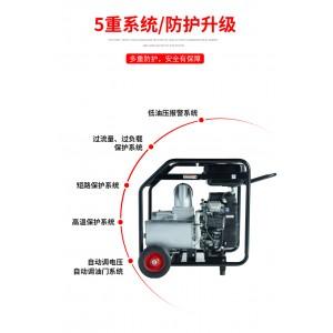 2-8寸汽油柴油大泽内燃式水泵