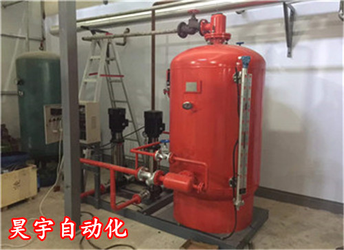 昊宇绿色环保蒸汽冷凝水回收装置-- 泰安腾阳自动化设备有限公司
